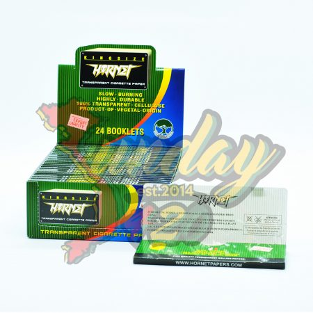 SundayStores 420 GIẤY CUỐN TRONG SUỐT THUỐC LÁ HORNET - GC-01